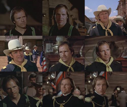 Robert Pine in The Apple Dumpling Gang Rides Again