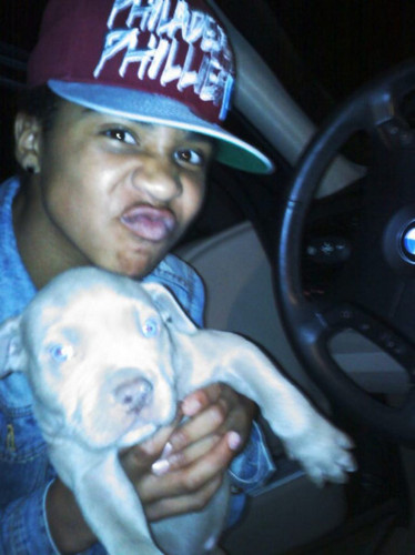 Roc And his Dog