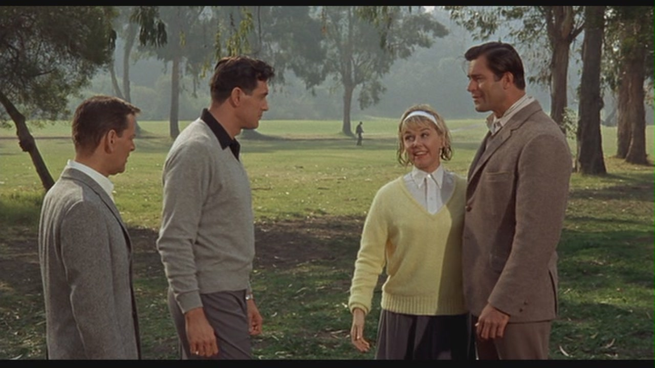 "Rock Hudson in ""Send Me No Flowers"""