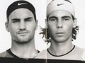 Roger and Rafa young - roger-federer photo