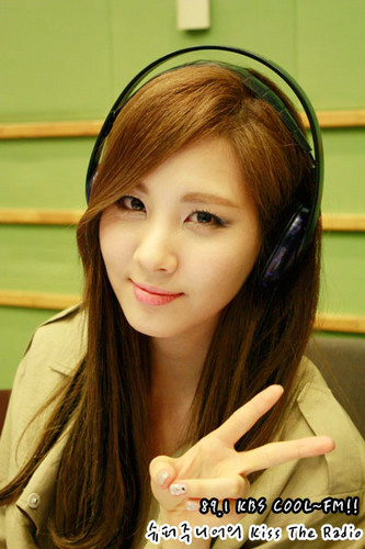 SNSD 'Kiss The Radio' KBS