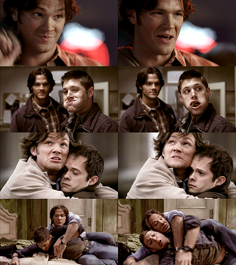 Supernatural Sam amp DeanSupernatural Sam And Dean Funny Moments