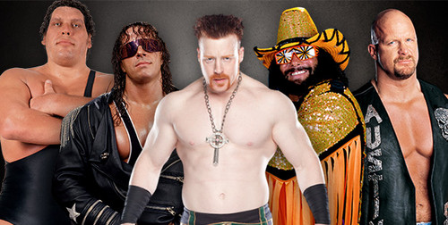 Sheamus' Survivor Series Dream Team