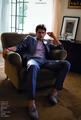 Simon Nessman by Paul Jasmin for Vogue Hommes International - male-models photo