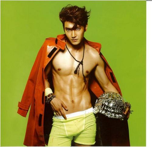 Siwon Mr. Simple