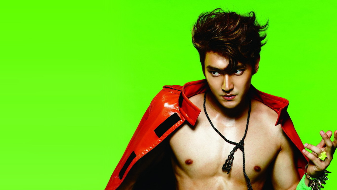 Si Won images Siwon Mr. Simple HD wallpaper and background photos