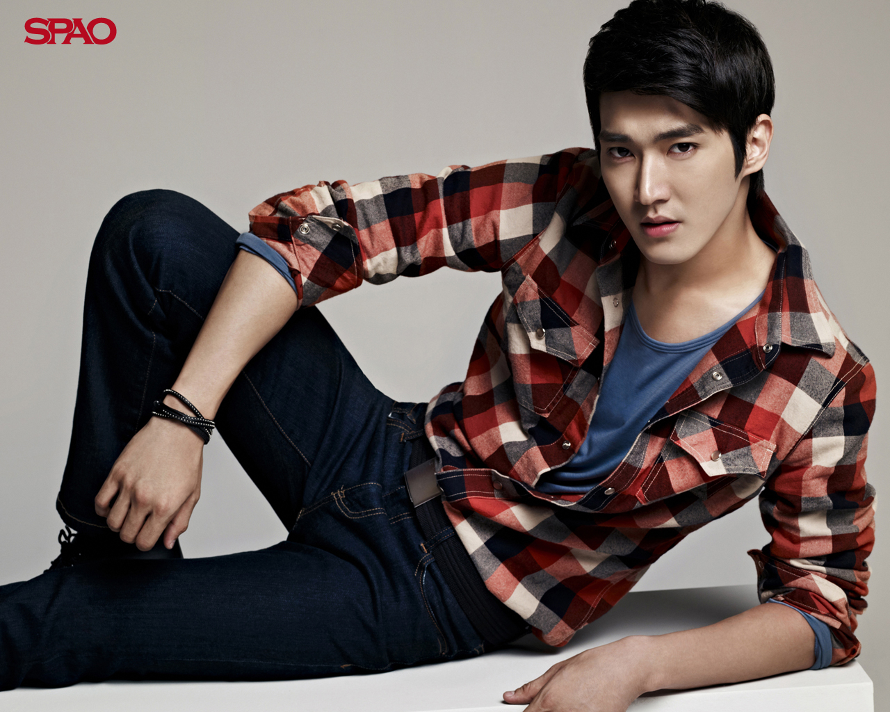 Si Won images Siwon SPAO HD wallpaper and background photos 26825769