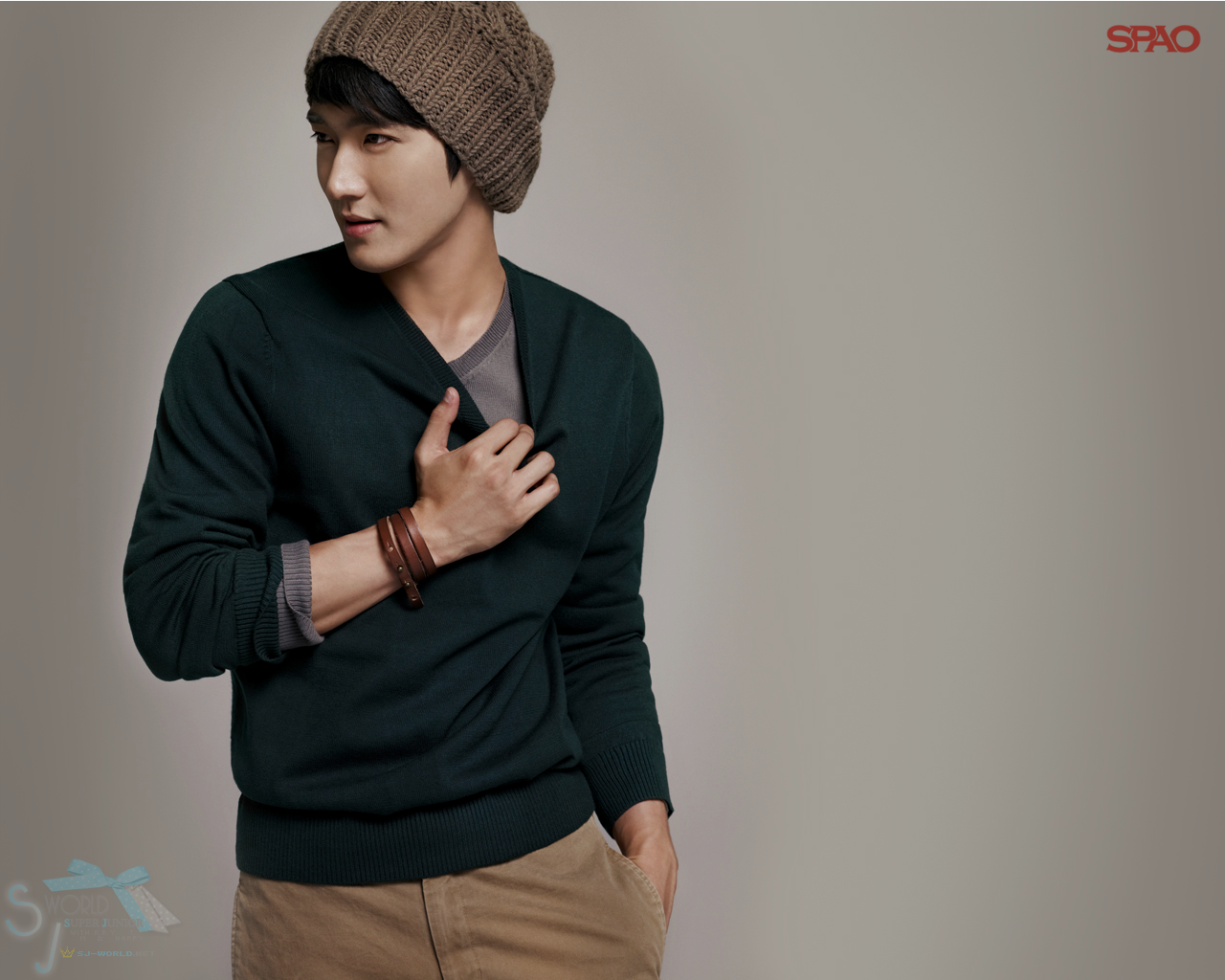 Si Won images Siwon SPAO HD wallpaper and background photos 26825825