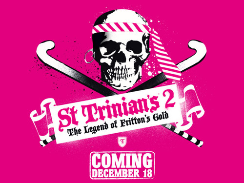 St trinians scull and пересекать, крест Кости