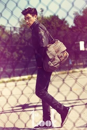 "T.O.P Calvin Klein ""Brooklyn Boy"""""
