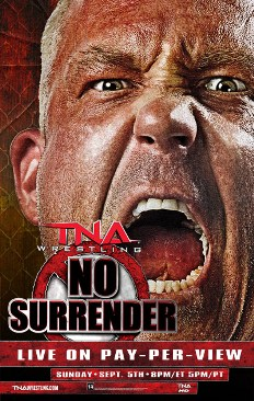 TNA PPV Banners Lot