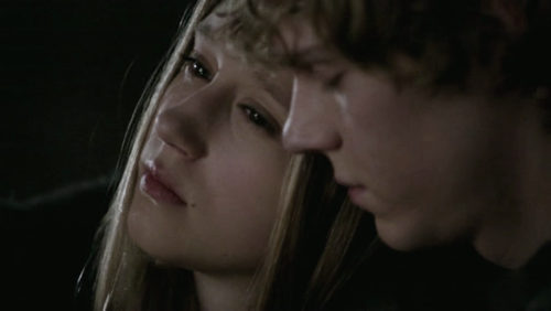 Tate and violeta | American Horror Story