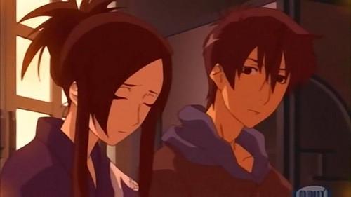 Tatsuma and Aoi