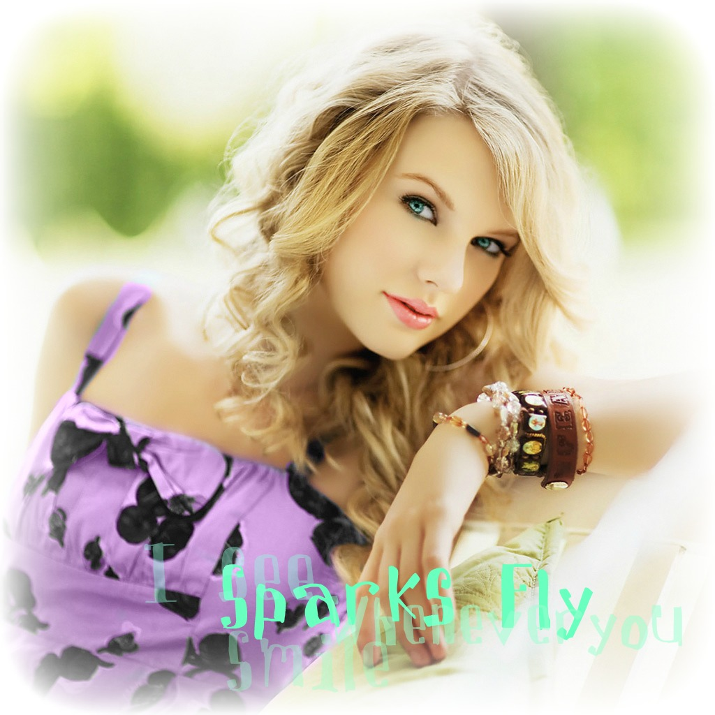 Taylor Swift Taylor Swift Sparks Fly