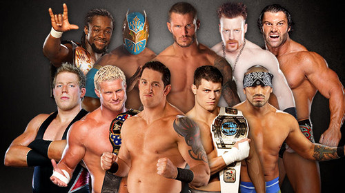 Team Barrett vs Team Orton at Survivor Series