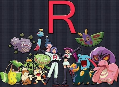 Team Rocket Wins