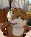 That's a funny face, Marlene XP - penguins-of-madagascar screencap