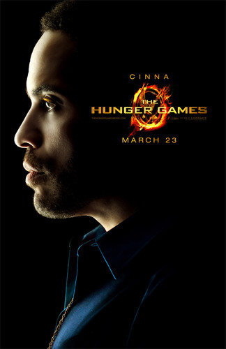The Hunger Games character poster - Cinna