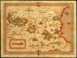 The Narnian Map