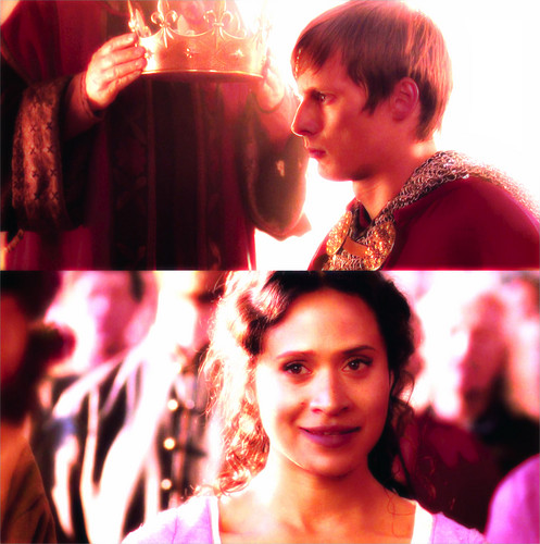 The Once and Future King and his Queen