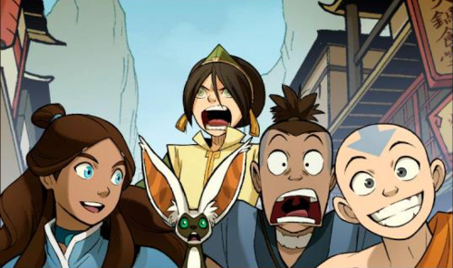 Avatar: The Last Airbender achtergrond probably containing anime entitled The Promise