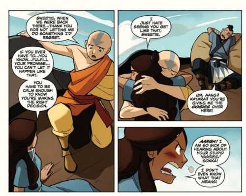 The Promise - avatar-the-last-airbender Photo