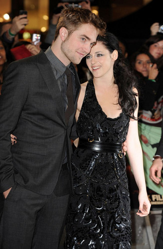 The Twilight Saga: Breaking Dawn Part 1' 伦敦 Premiere [16.11.11]