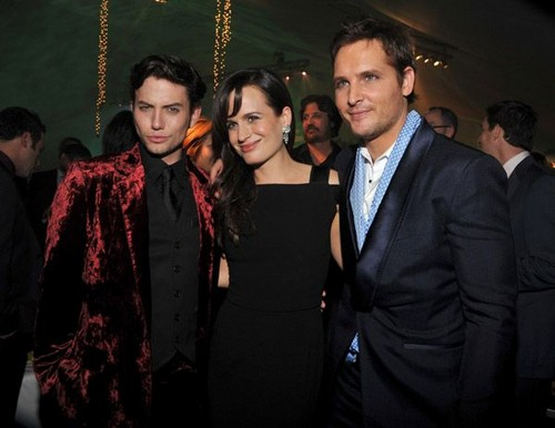 The Twilight Saga: Breaking Dawn Part 1 Premiere, in Los Angeles, afterparty 14-11-2011