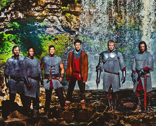 "The ""Wet"" Boys of Camelot"