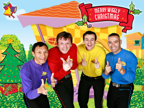 The Wiggles natal 2007
