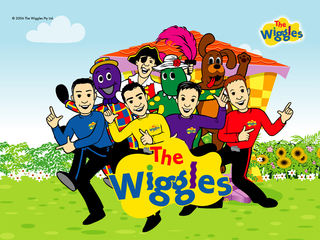 Wiggles Videos THE WIGGLES images The...