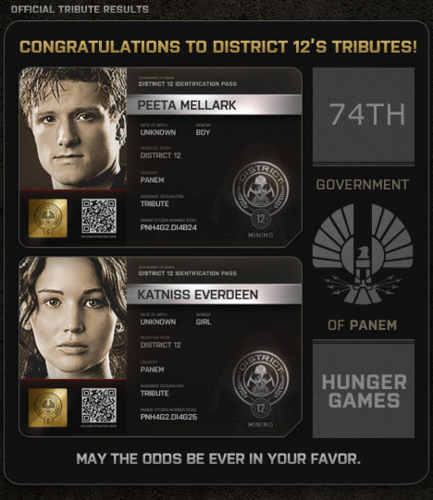 The tributes