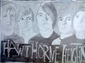 This Is My Hawthorne Heights Art Drawing! :)) - design fan art