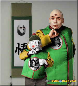 Tien and Chioutzu lol