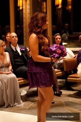 Tiffany Thorton's Wedding