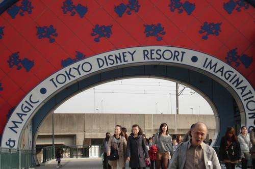 Tokyo ディズニー Land & Sea!