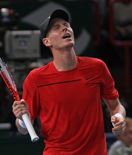 Tomas Berdych face