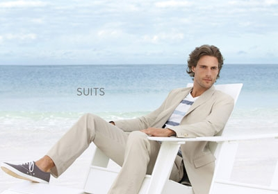 Tommy Dunn for Perry Ellis