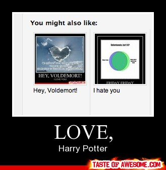 Twilight & Harry Potter