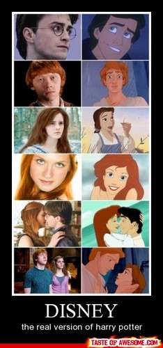 Twilight & Harry Potter