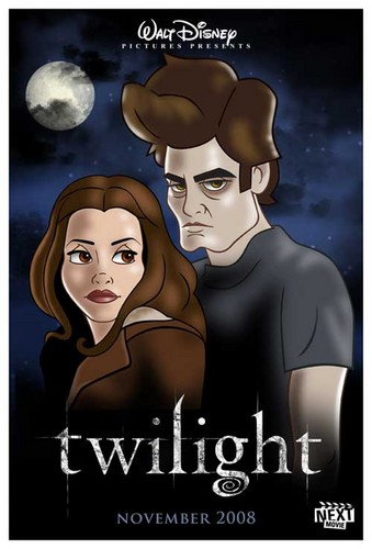 Twilight gets Disney-fied
