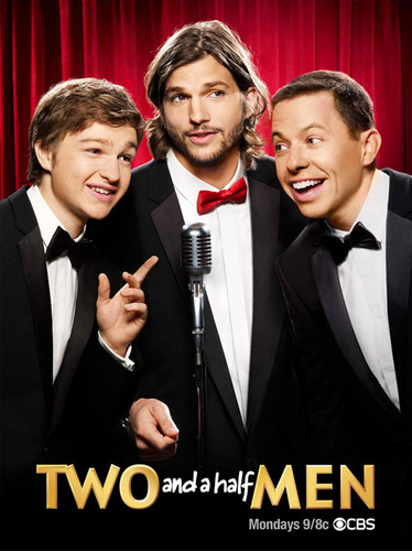 Two and a Half Men season 9 Poster