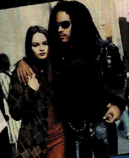 Vanessa&Lenny Kravitz - Vanessa Paradis Photo (26848769 ... Vanessa Paradis Boyfriend