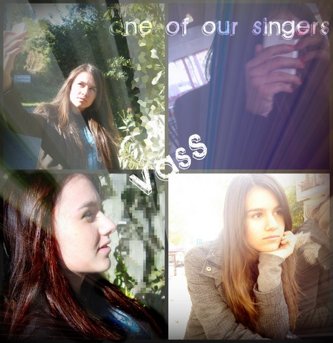 VasS...one of our singers...!!!<3