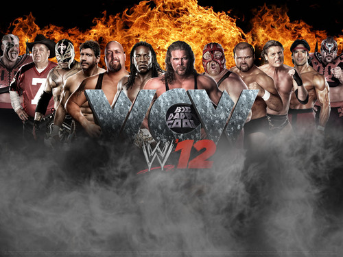 WCW invades WWE 12 - wwe Wallpaper