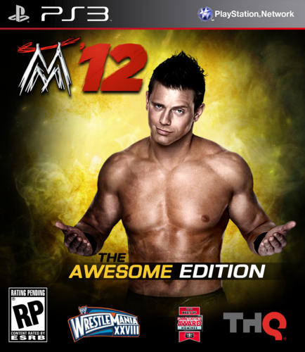 WWE '12 The Awesome Edition