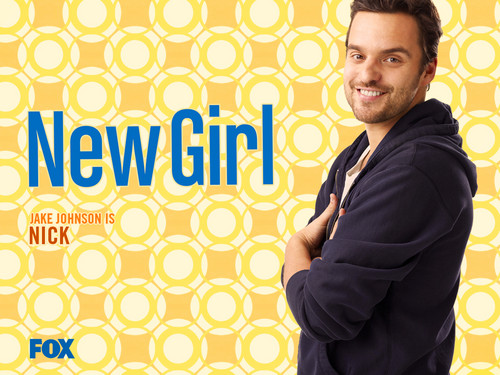 New Girl wallpaper called Wallpaper