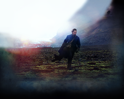Bruce Wayne wallpaper containing a bridle path, a herder, and a horse trail called What are you seeking?