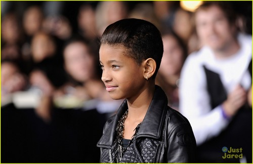 Willow Smith Premieres 'Breaking Dawn'