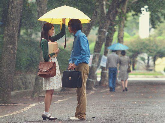 YoonA @ 'Love Rain' Official photo